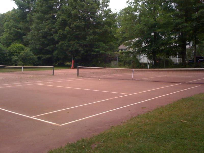 Stad tennisbanen