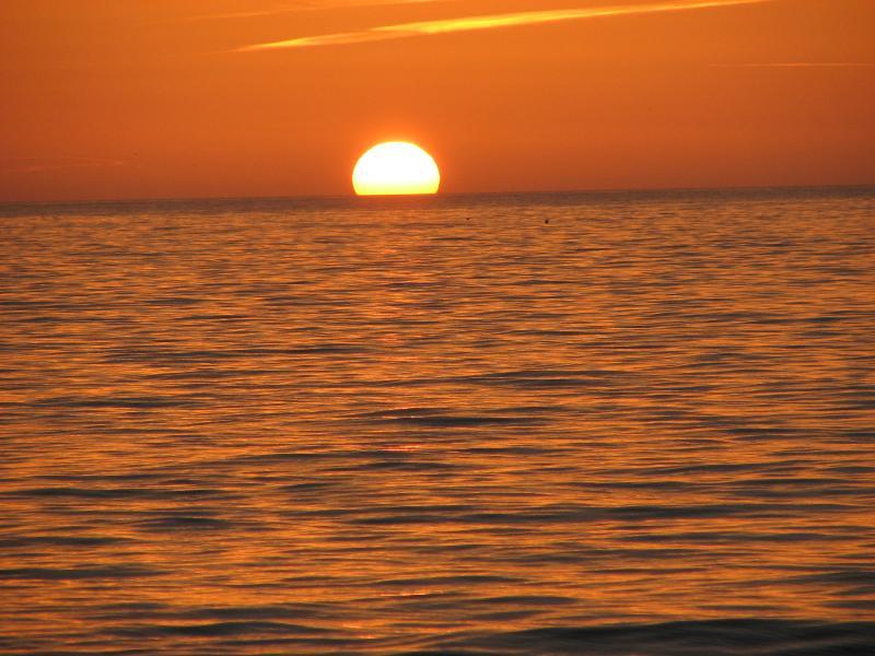 Sunset at Vanderbilt Beach