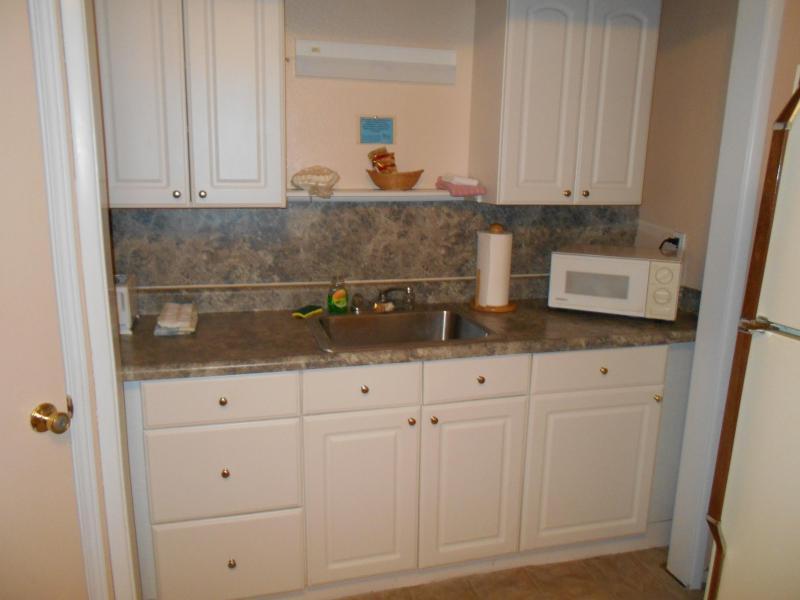 Nice bright kitchen!
