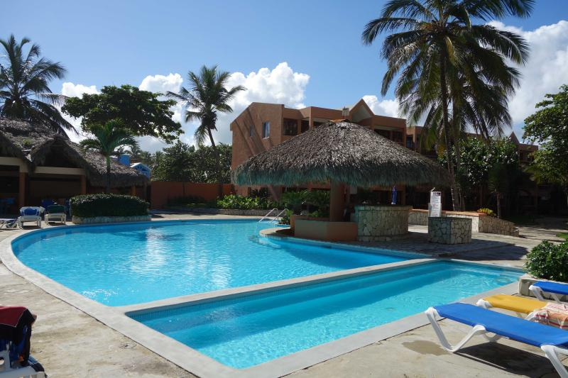 Beach Condo Cabarete Dominican Republic- 3rd floor, holiday rental in Santiago Rodriguez Province