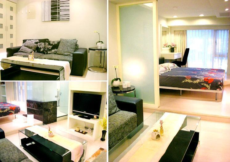 Furnished Studio near 3 MRT station in city center, holiday rental in Beitou