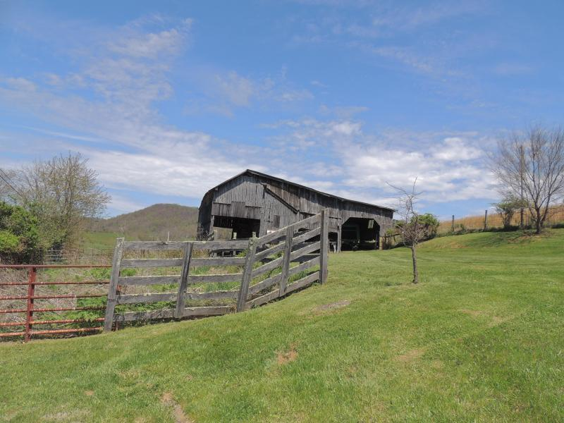 Pastoral setting in Southwestern Virginia