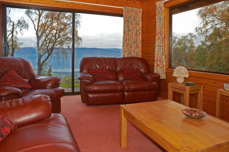 Premier Lodge No 3 - View from Living Room
