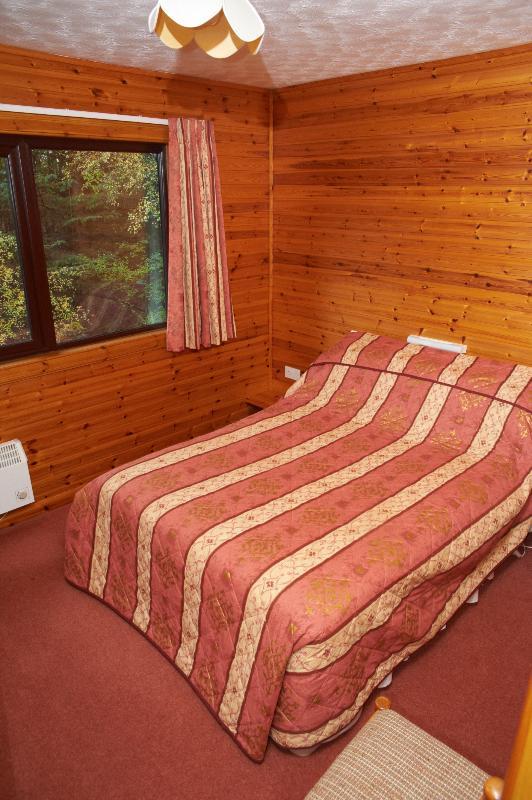 Premier Lodge No 3 - Double Bedroom