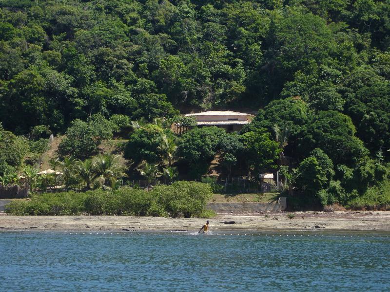 Eco-Paradise Frades Island  1:30 f/Salvador, vacation rental in Itaparica