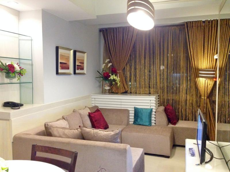 Fully-furnished for a relaxing ambience