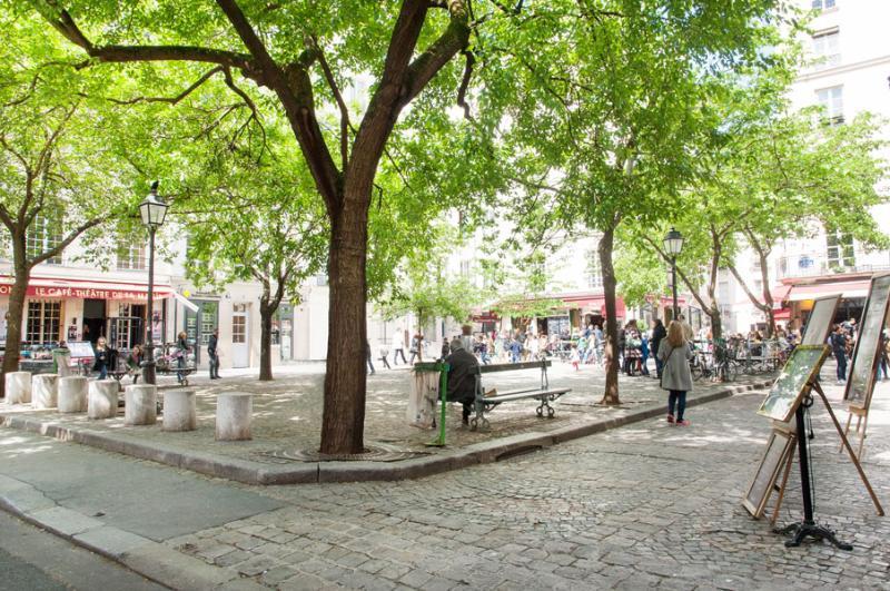 Encore On The Square, location de vacances à Paris