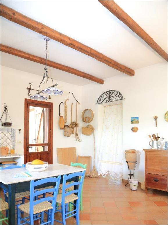 a lot of beautiful sicilian traditional rural utensilis