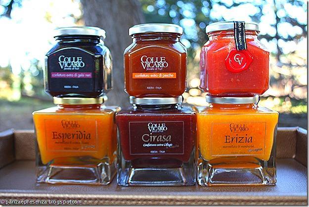 Our marmalade-jams