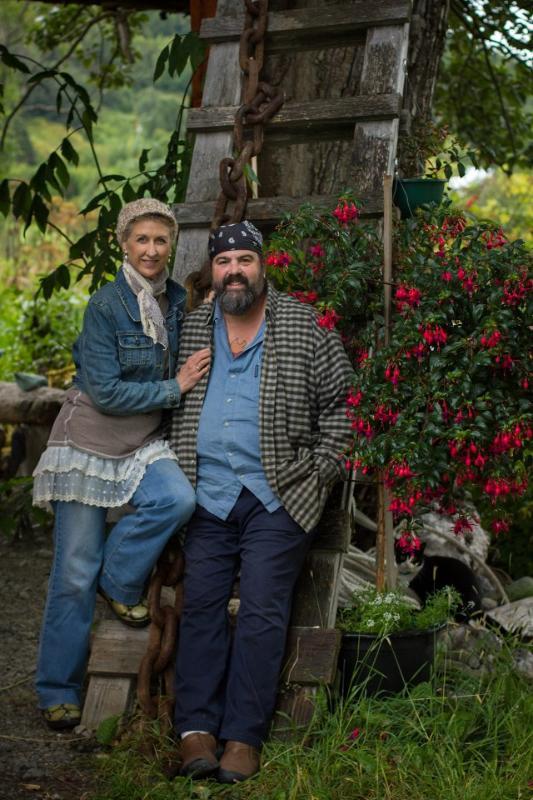 Vos hôtes, Darren et Lorraine