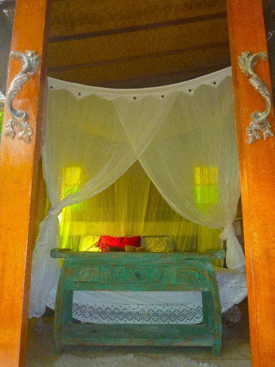 chambre à coucher principale AC