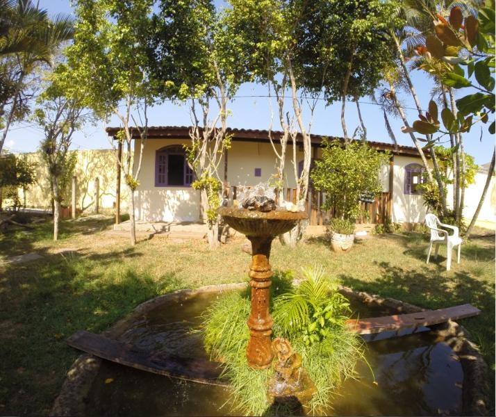 Green House - Nature, Peace and Tranquility in Rio, holiday rental in Barra de Guaratiba