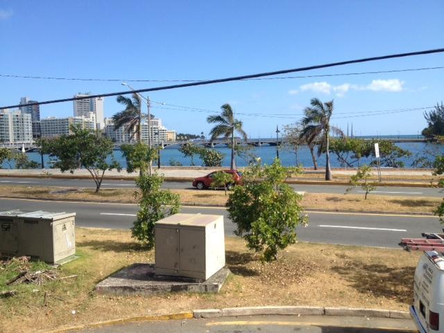 Proprietà vista della laguna di Condado
