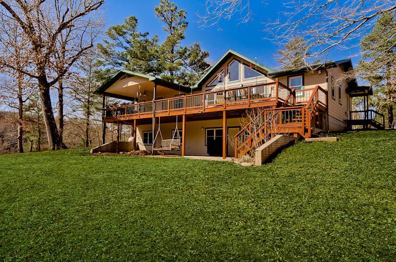 Kings River Vacation Rental, holiday rental in Eureka Springs