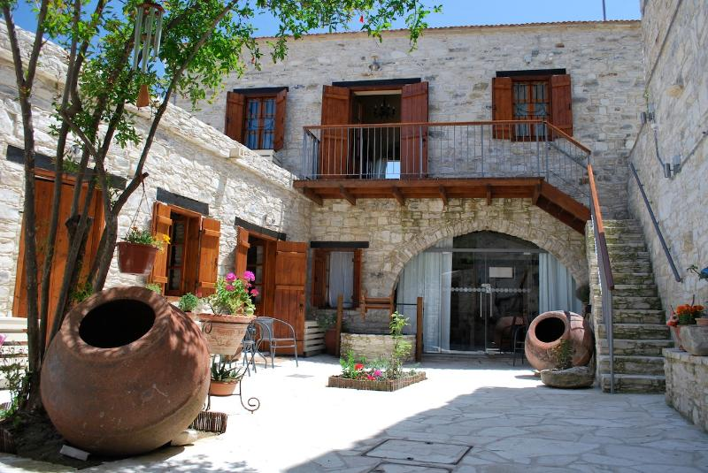 Eco Traditional Stone Village House  W  Courtyard - Updated 2020