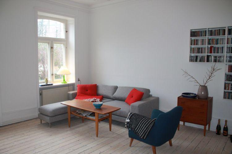 Frederiksberg Allé Apartment