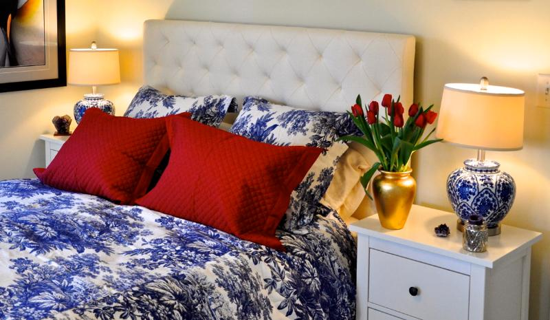 Dormitorio de Titania
