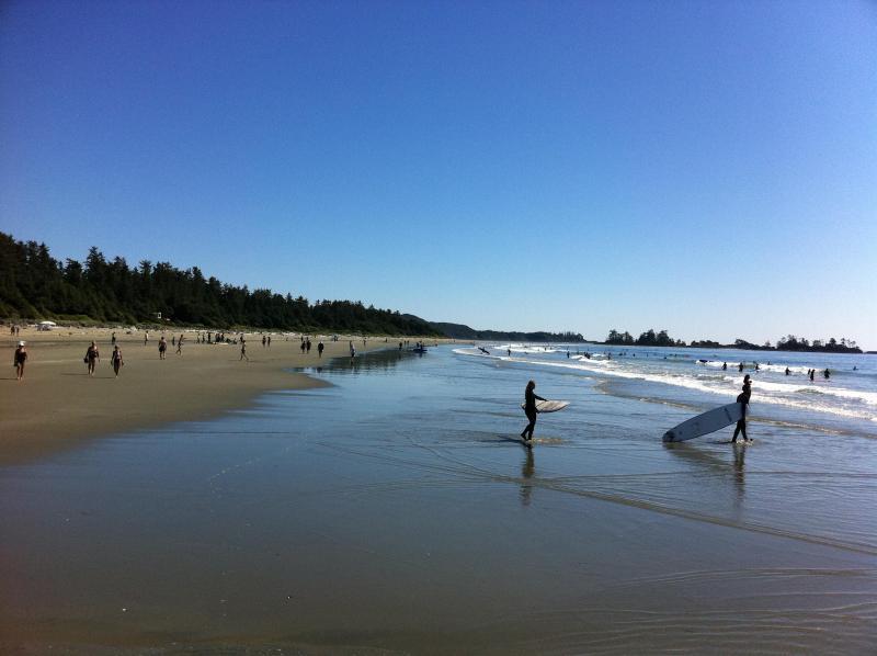 Chesterman Beach a 1 min walk via Beach Path