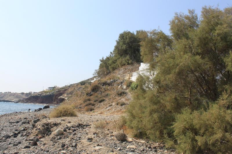 Santorini Memories: Direkt am Strand
