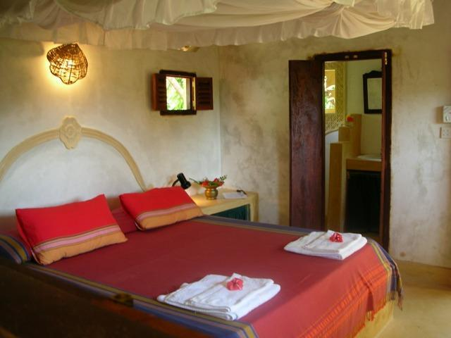 Fatuma's Tower Heron Suite, holiday rental in Manda Island