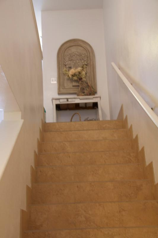 Stairway from 1st to 2nd floor