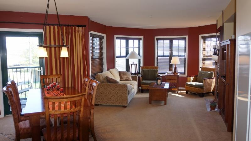 Largest 1Bedroom unit in the Appalachian Hotel