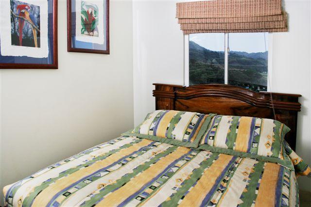 Loft Bedroom With Queen Size Bed.