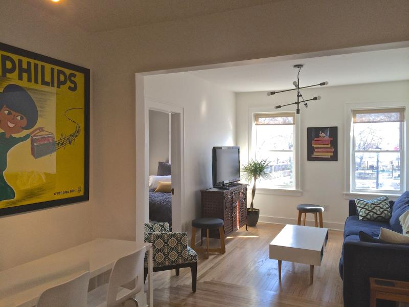 Newly Renovated Apartment in Heart of Hudson, holiday rental in Hudson