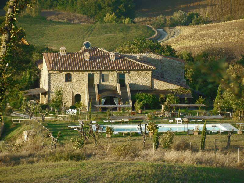 Casale Refoli property