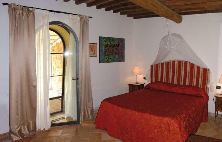 duoble bedroom