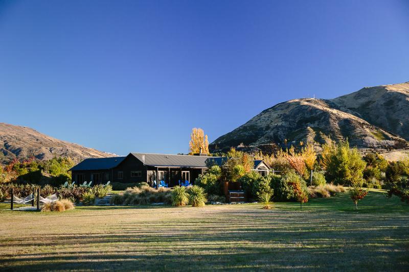 Gamme Mountain Lodge