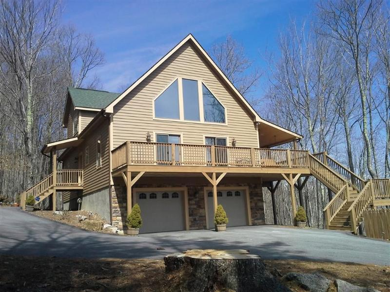Deluxe Custom Beech Mountain Home, holiday rental in Beech Mountain