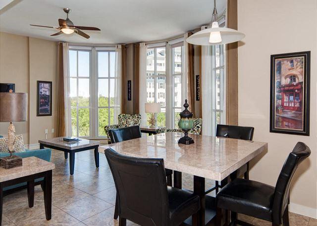 Dining Area with Seating