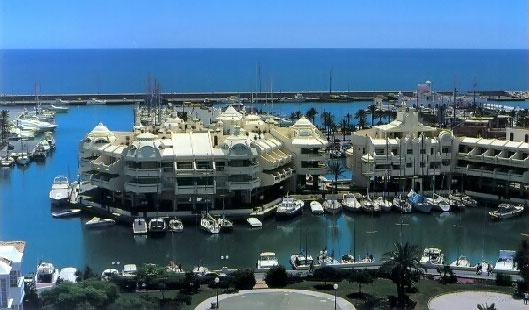 yachtport Puerto Marina