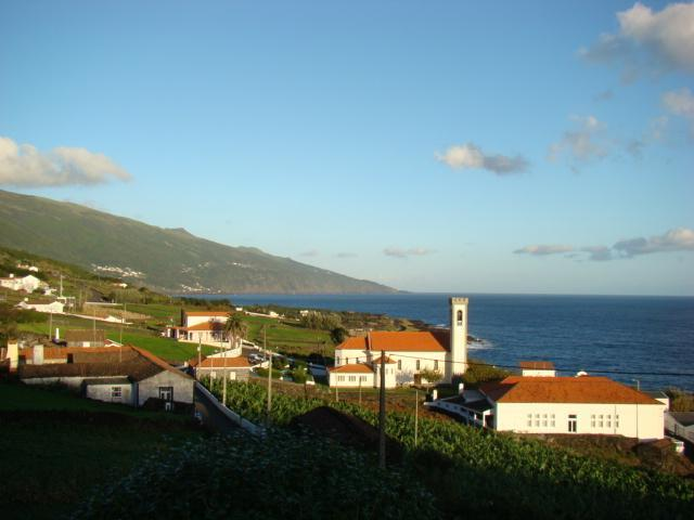 Ribeiras Bay and Santa Bárbara