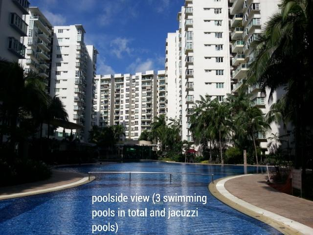 2+1 Condo @ Warren for rent-next to MRT, shopping, vacation rental in Jurong
