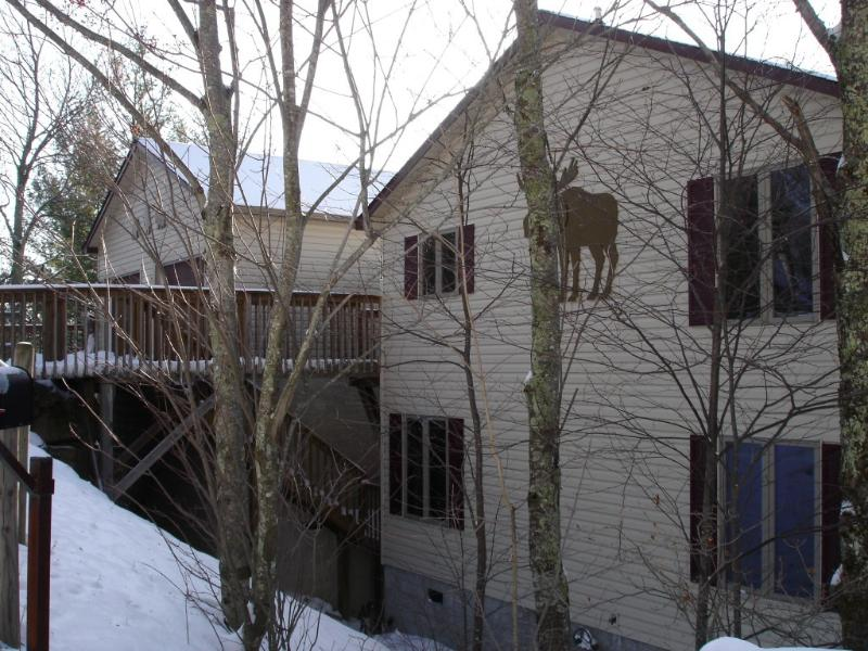 Moose Manor, Game Room, 2 Living Rooms, Wifi, holiday rental in Beech Mountain