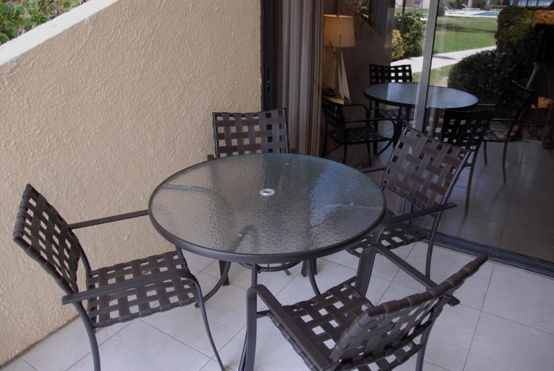 Patio Seating for 4