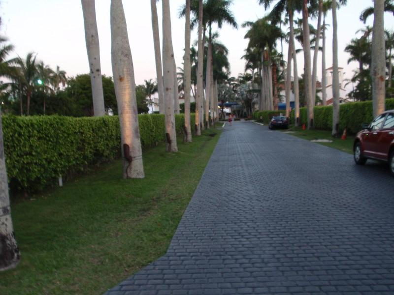 the Ritz Carlton is adjacent to the Resort and open to the Public