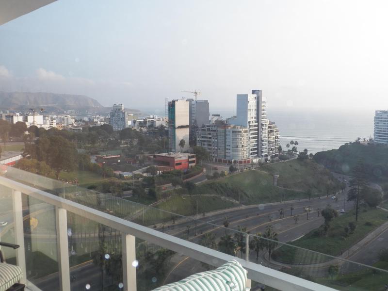 Une autre vue imprenable du balcon
