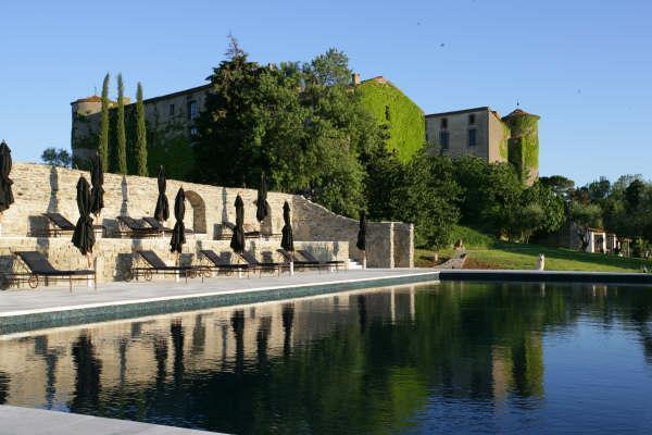 Château de Villarlong with Pool