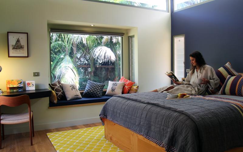 Bedroom - Bowker Beach House
