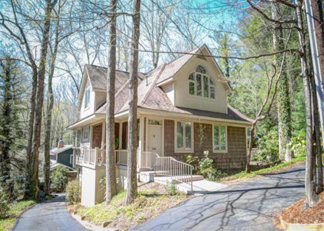 The Cottage in Montreat, holiday rental in Montreat