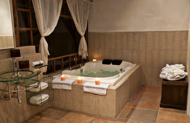 Jacuzzi for Master Bedroom Suite