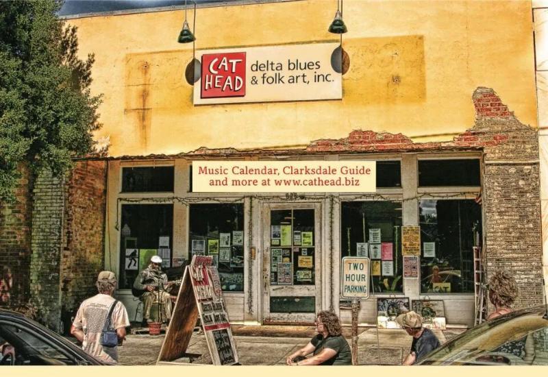 Cathead Blues and Folk Art