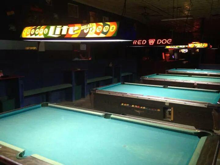 Messenger's Pool Hall