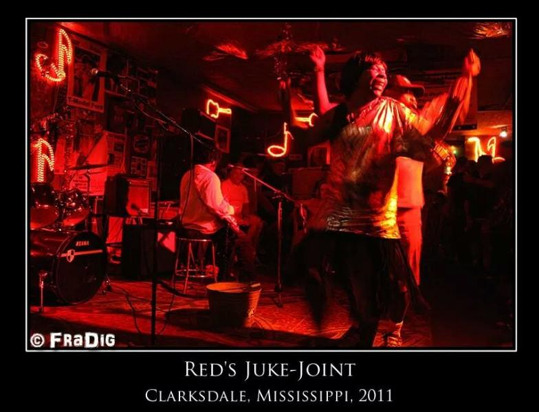 Red's Juke Joint
