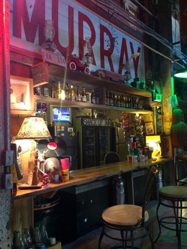 Juke Joint Chapel bar