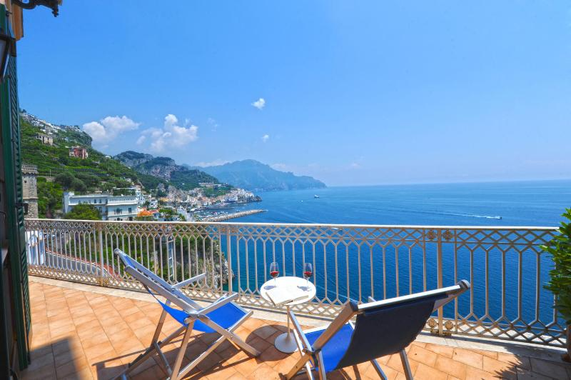 Amalfi Apartment Casa Dali Amalficoast, alquiler de vacaciones en Amalfi