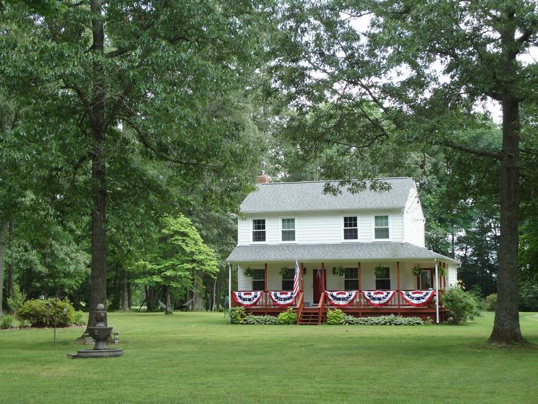 Shady Acres Bed and Breakfast: Hanover, Virginia, holiday rental in Hanover